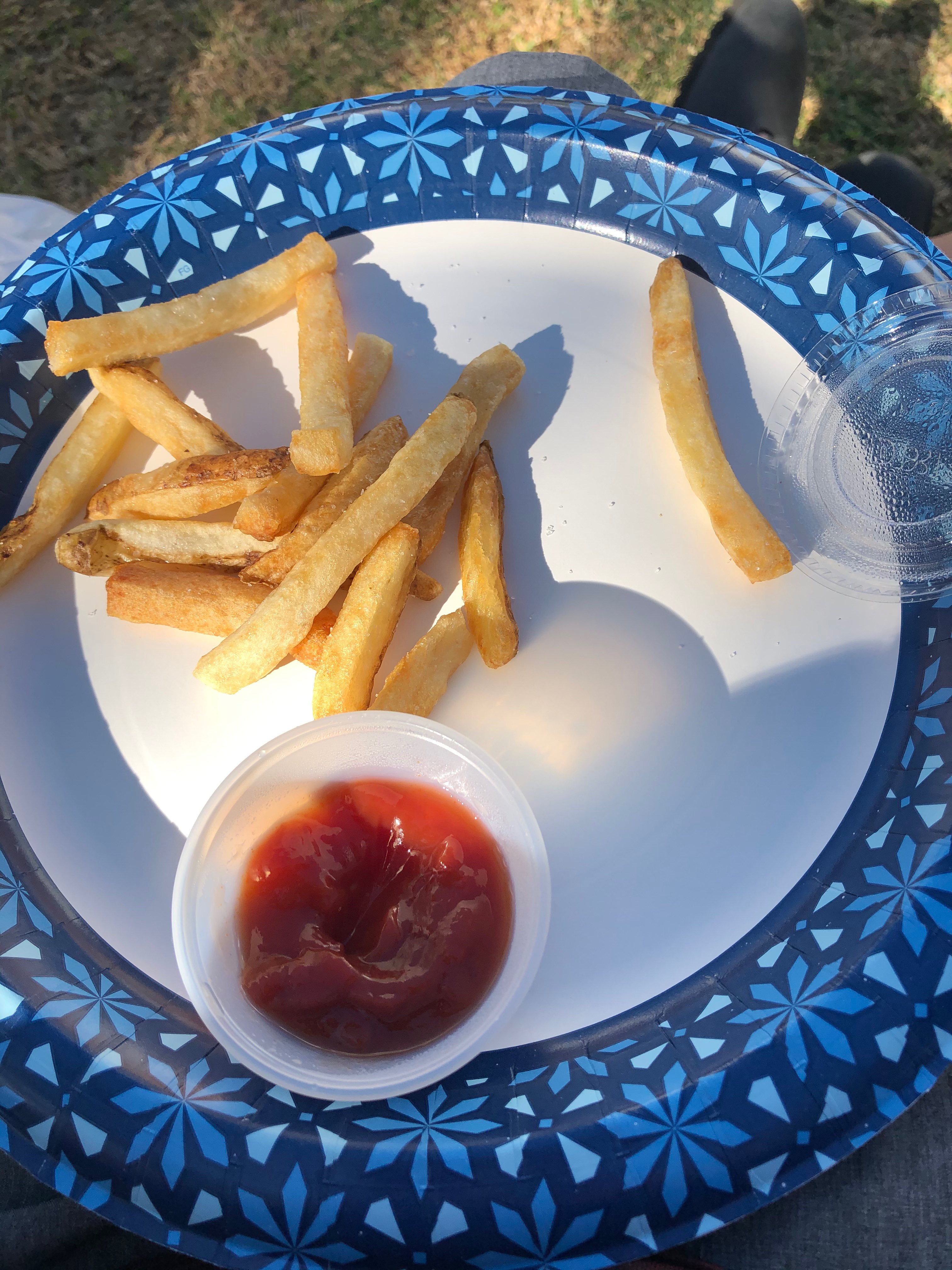 Fries, duh